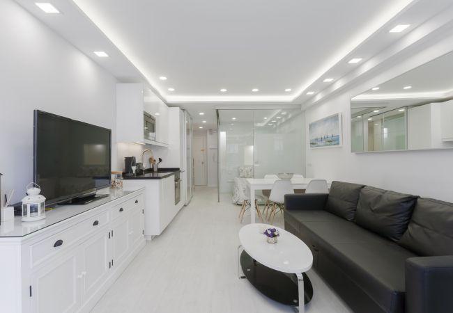Apartamento en Madrid ciudad - Terraza de Salamanca