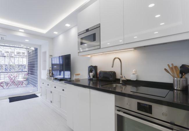 Apartamento en Madrid - Terraza de Salamanca