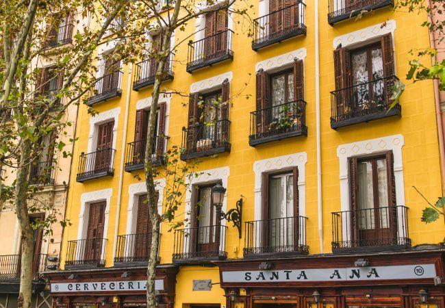 Apartamento en Madrid ciudad - Plaza Santa Ana