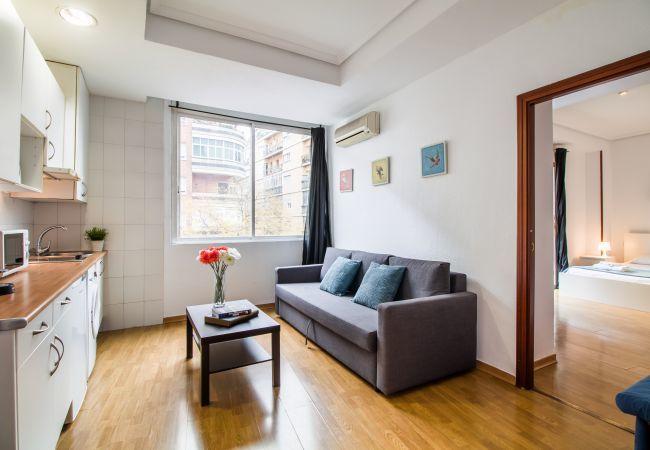 Apartamento en Madrid - Bravo Murillo II