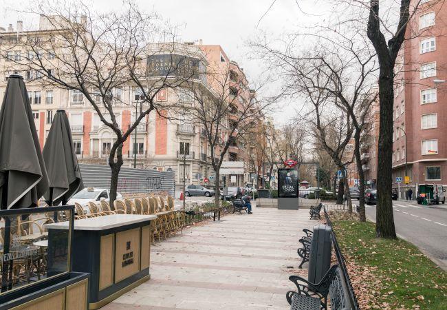 Apartamento en Madrid - Velázquez I