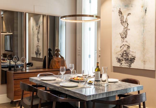 Apartamento en Madrid - Salamanca Luxury VI