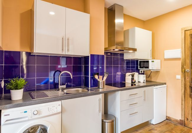 Apartamento en Navacerrada - El Pino