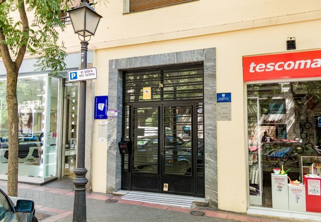 Apartamento en Madrid - Salamanca Luxury VIII