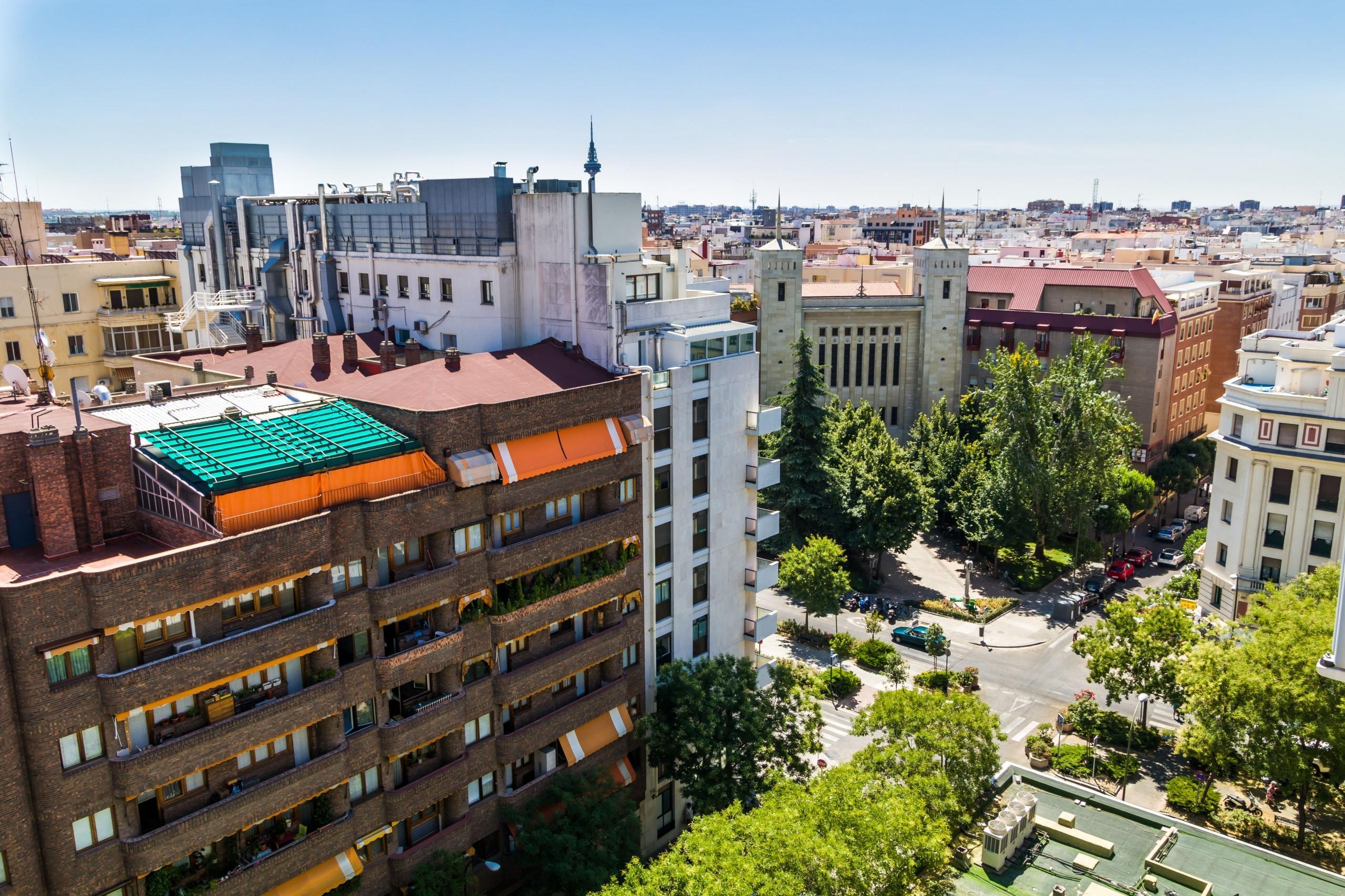 Apartamentos en madrid salamanca luxury iv - Apartamentos en salamanca ...