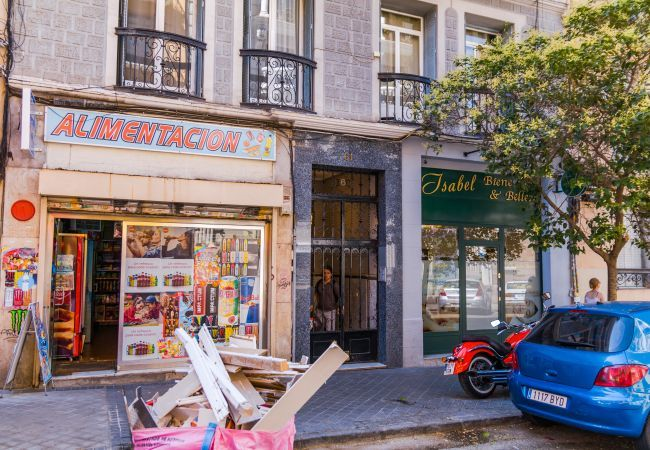 Apartment in Madrid - Princesa I