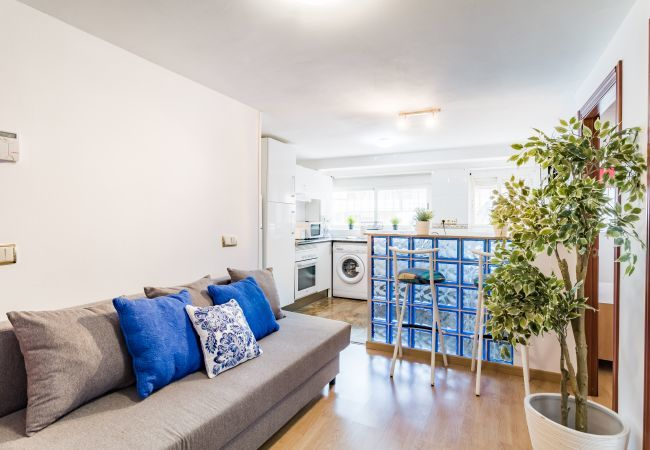 Apartment in Madrid - Plaza Elíptica I
