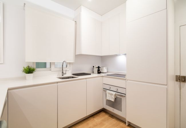 Apartment in Madrid - 2 bedroom apartment located in Salamanca neighborhood. Full equipped, with A/C and internet