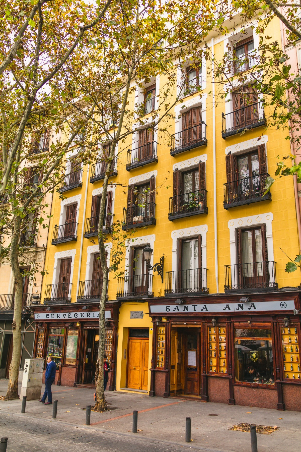 Plaza Santa Ana - Apartments in Madrid